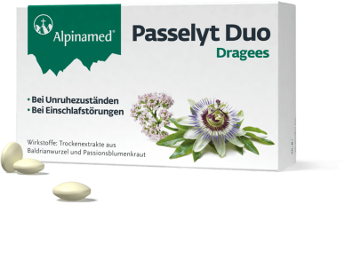 Alpinamed® Passelyt Duo Dragees