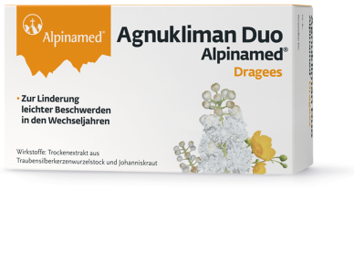 Agnukliman Duo Alpinamed® Dragees