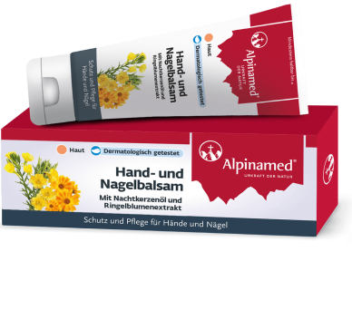 Alpinamed® Hand- und Nagelbalsam