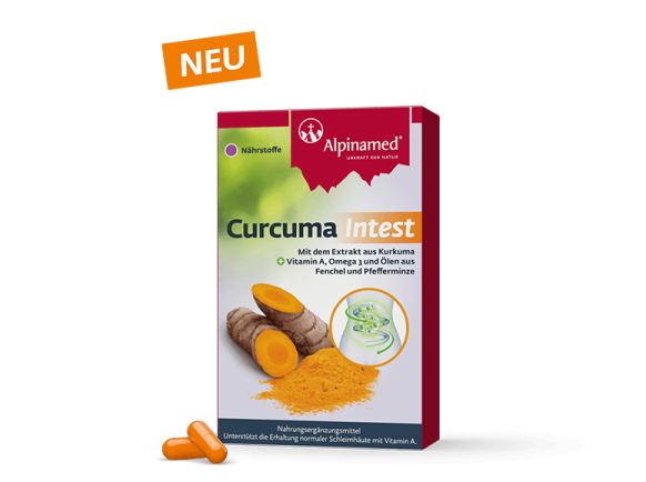 Alpinamed® Curcuma Intest