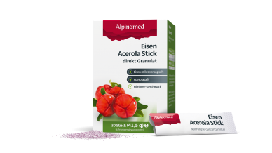 Alpinamed® Eisen Acerola Stick